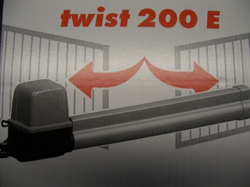 sommer twist 200 e drehtorantrieb 2 fl gelig twist200e ebay. Black Bedroom Furniture Sets. Home Design Ideas