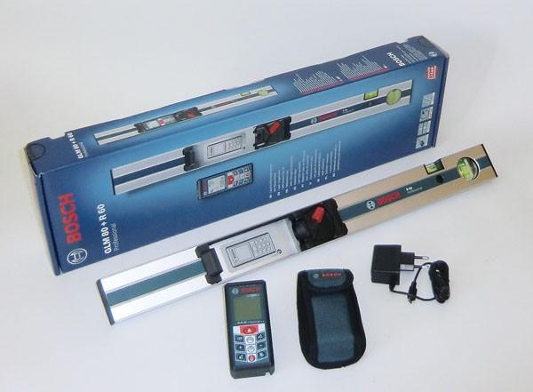 Bosch Entfernungsmesser Glm 80 : Laser entfernungsmesser glm prof messschiene r ebay