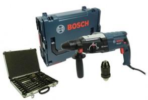 bosch gbh 2 28 dfv bohrhammer in l boxx makita bohrer mei elset werkzeuge bohren. Black Bedroom Furniture Sets. Home Design Ideas