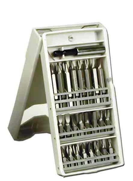 bosch bitsatz set 25 teilig werkzeuge zubeh r werkzeug schrauben. Black Bedroom Furniture Sets. Home Design Ideas
