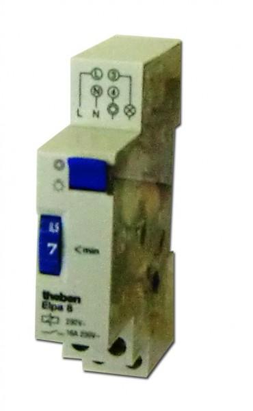 theben elpa 8 elpa treppenlichtautomat heimwerker haus garten elektroinstallationen. Black Bedroom Furniture Sets. Home Design Ideas